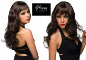 Pleasure Wigs 'Joey' Long Brown Fashion Wig (E22696)